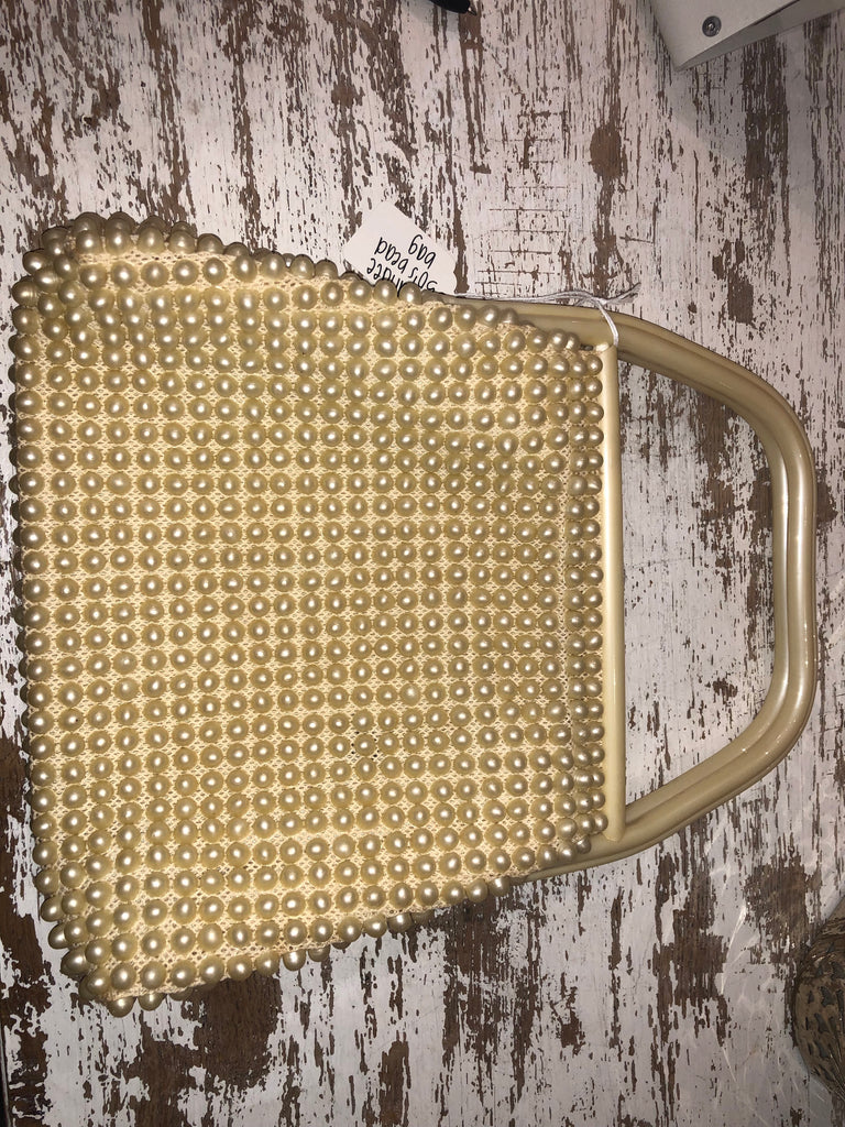 Grandee 50s bead bag