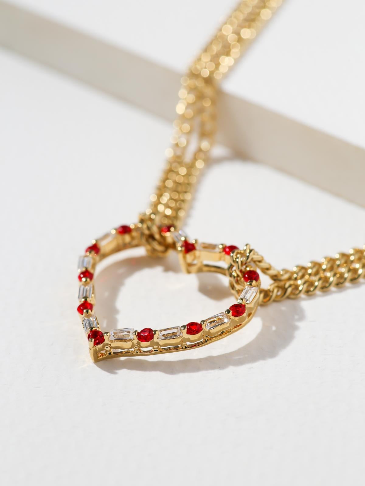 The Valentine Necklace