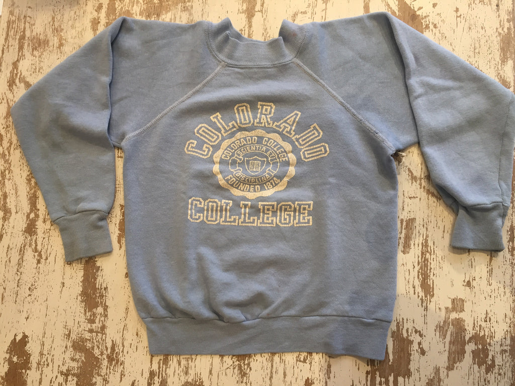 Vintage Children's Colorado Sweatshirt