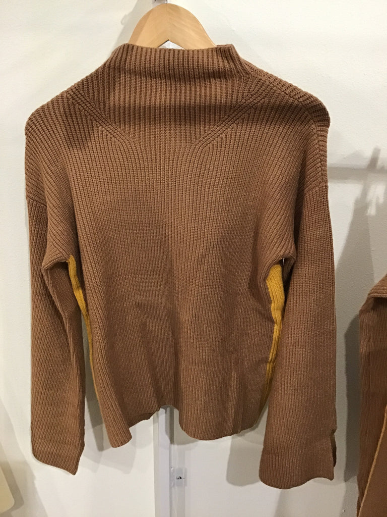 Willow turtle neck sweater