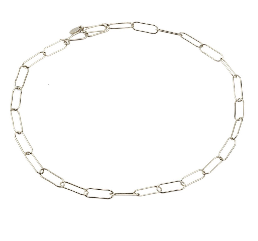Kris Nations Large Link Necklace