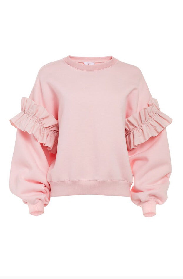 SELKIE The Party Princess Sweater- Pink