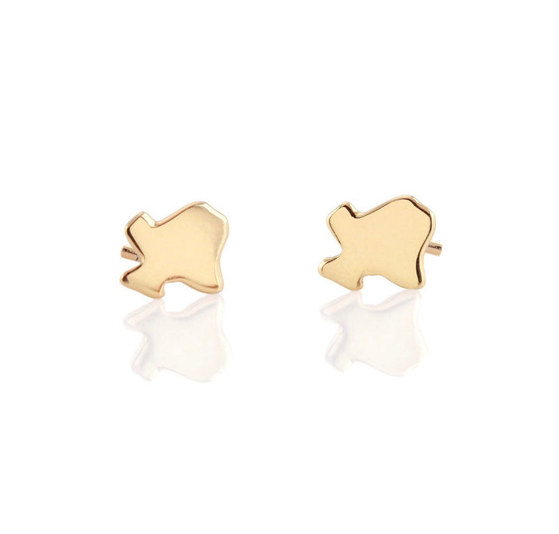 Kris Nations Texas Stud Earrings