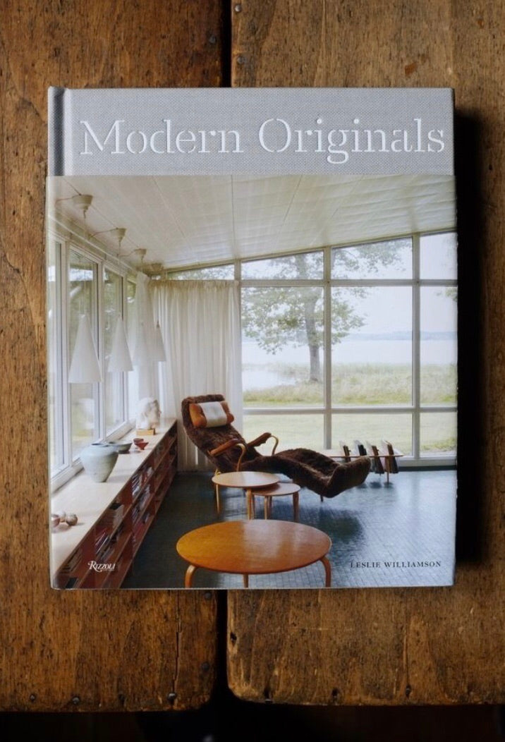 Modern Originals Coffee Table Book