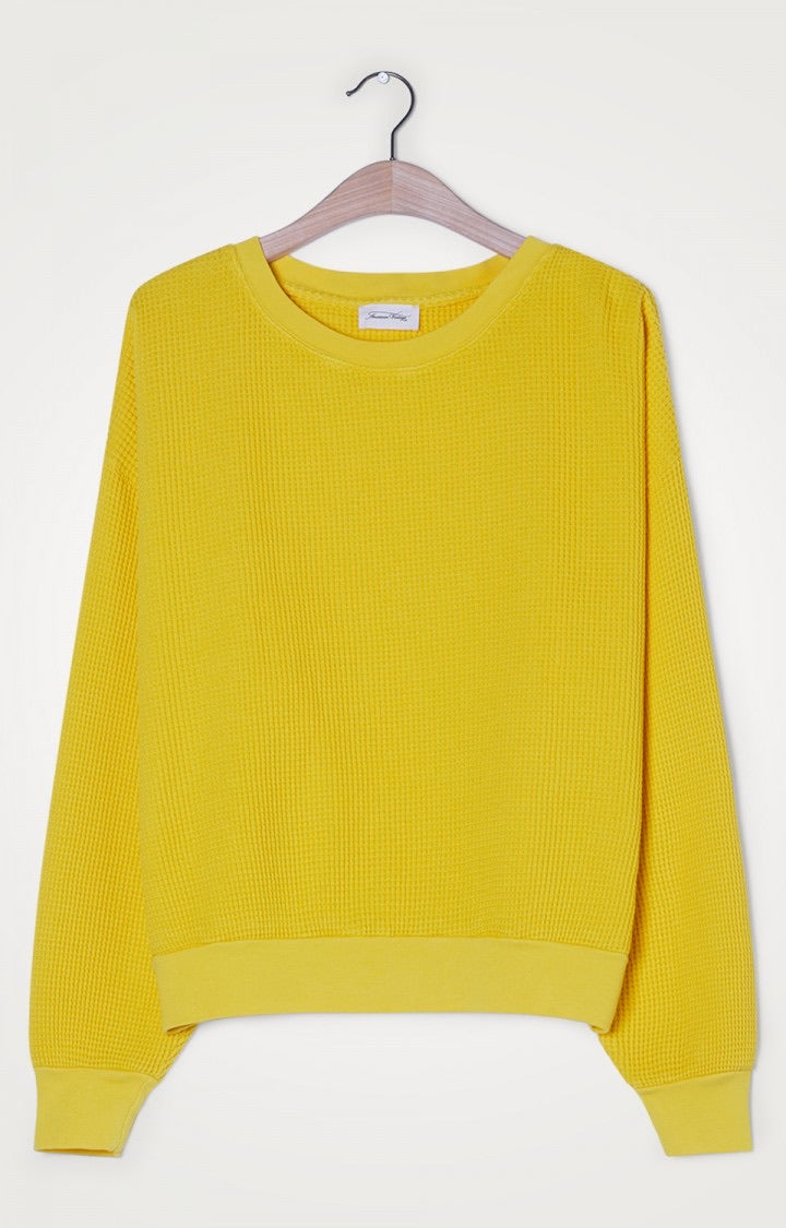 Sunflower Pullover