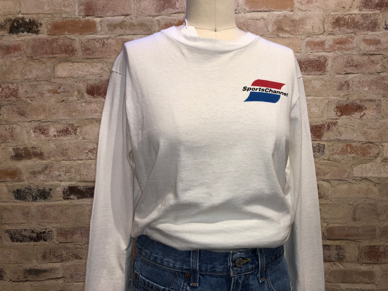 Vintage long sleeve tee