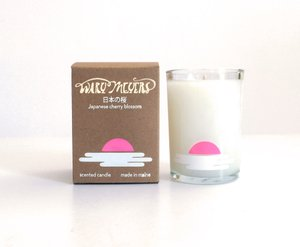 WARY MEYERS | Japanese Cherry Blossom Candle