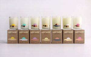 WARY MEYERS | Lovely Honey Candle - Home Goods, Candles, and Accessories