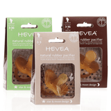 HEVEA Star & Moon Pacifier | 3-36 Months