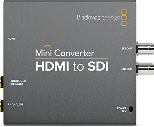 Blackmagic MiniConverter HDMI to SDI