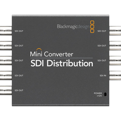 Blackmagic SDI Distribution 1 x 8