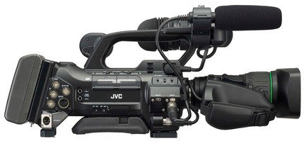 JVC ProHD Camcorder Package