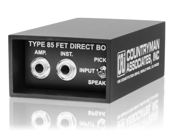 Countryman FET85 Direct Box