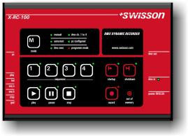 Swisson DMX Replay (X-RC-100)