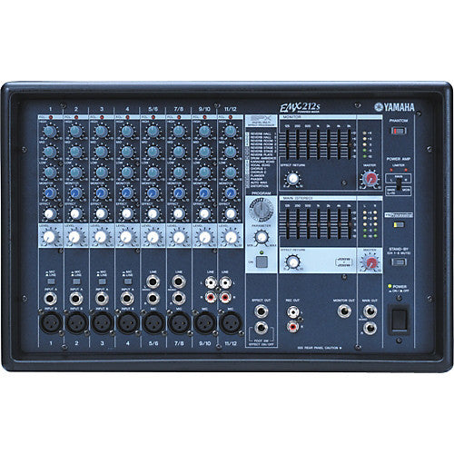 Yamaha EMX-212S-12 Powered Mixer