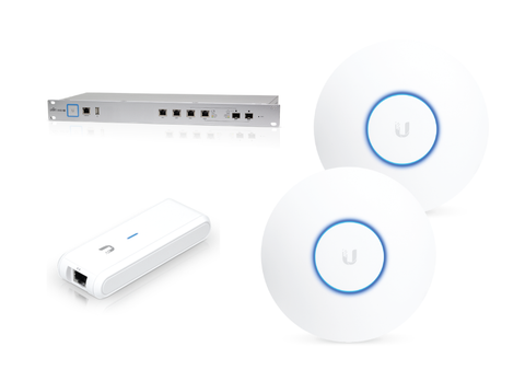 Ubiquity UniFi Showsite Wireless Kit