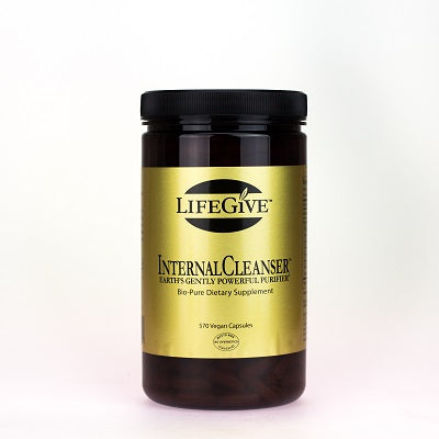 Internal Cleanser LifeGive - 570 Capsules