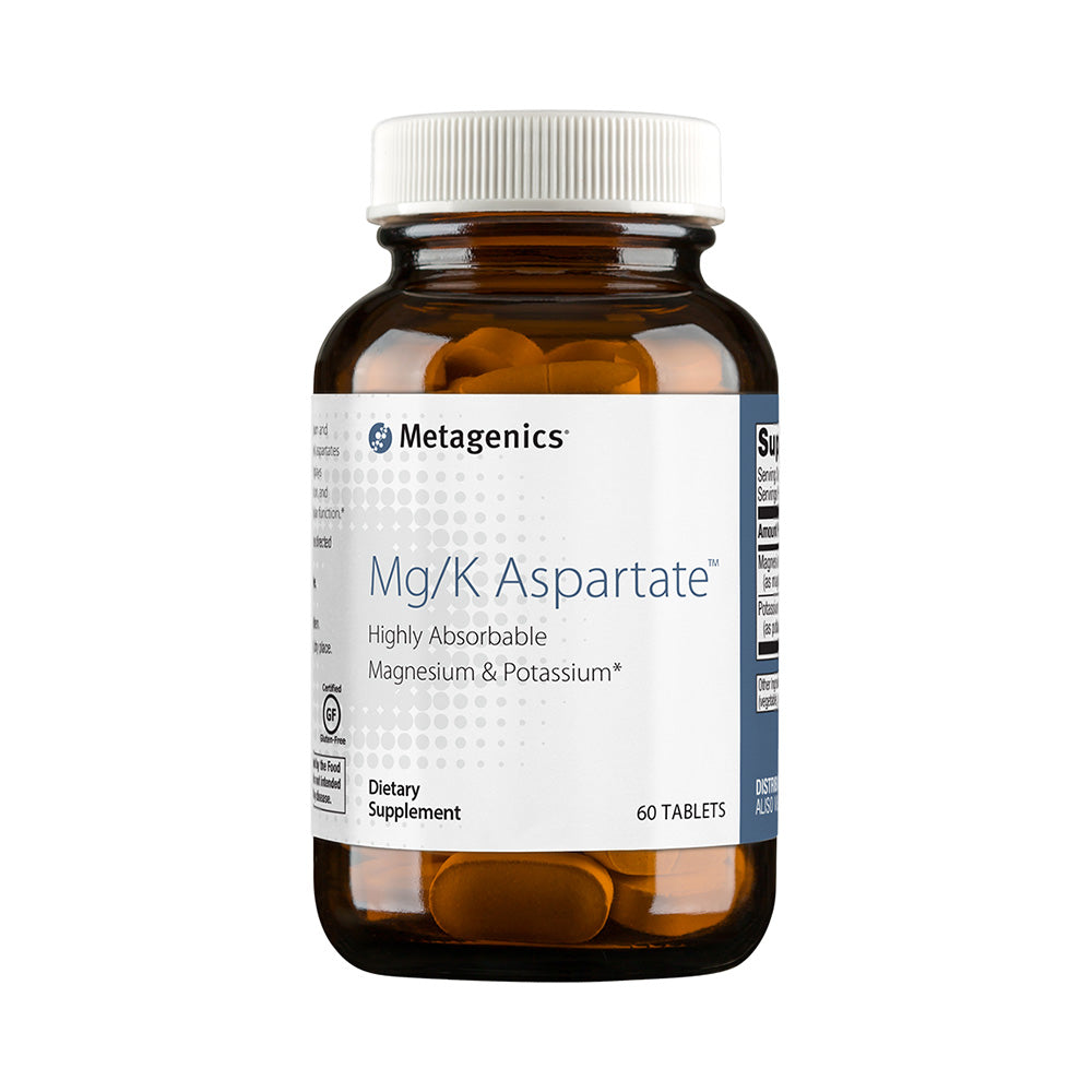 Mg/K Aspartate™ - 60 Tablets