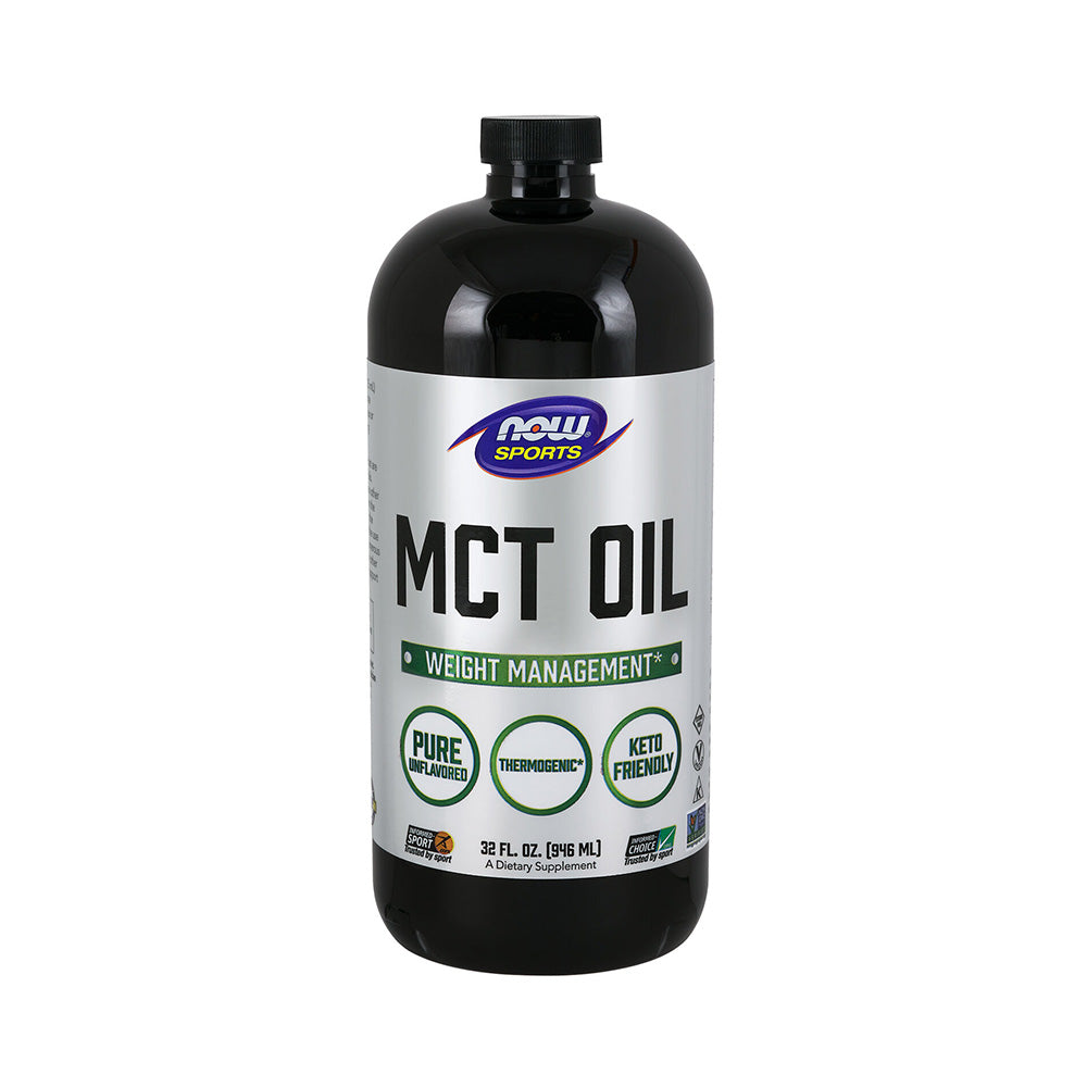 MCT OIL (NOW) 32OZ.