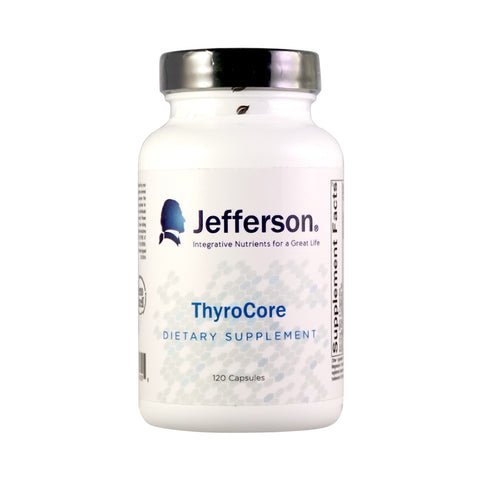 Thyrocore - 120 Capsules - DISCONTINUED