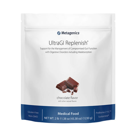 UltraGI Replenish Chocolate - 30 servings