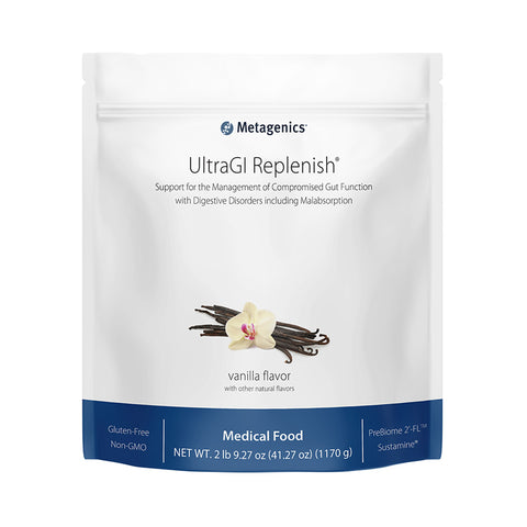 UltraGI Replenish Vanilla - 2lb 9.27oz