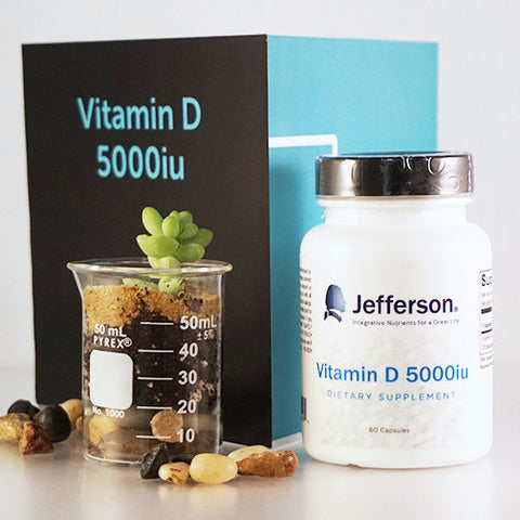 Vitamin D 5000iu 60ct
