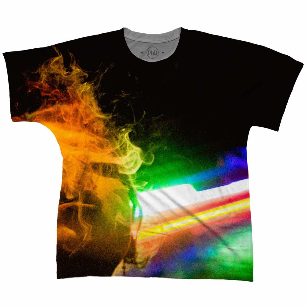 Camiseta MAMANA Foto Coletivo Crazy Night Frente