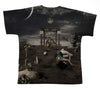 Camiseta Caco Neves Black Planet Costas