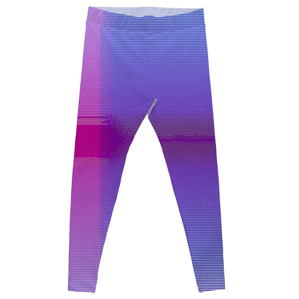 Legging Modular Dreams Studying Waves #41 Frente