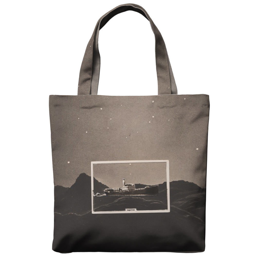 Bolsa Thais Graciotti The Moon is an Island 9 Frente