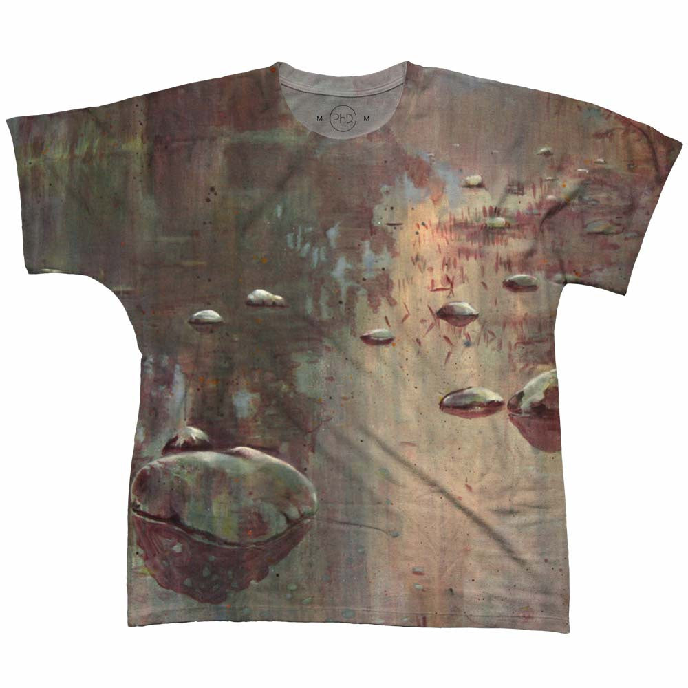 Camiseta Anya Sinclair The Waders II Frente