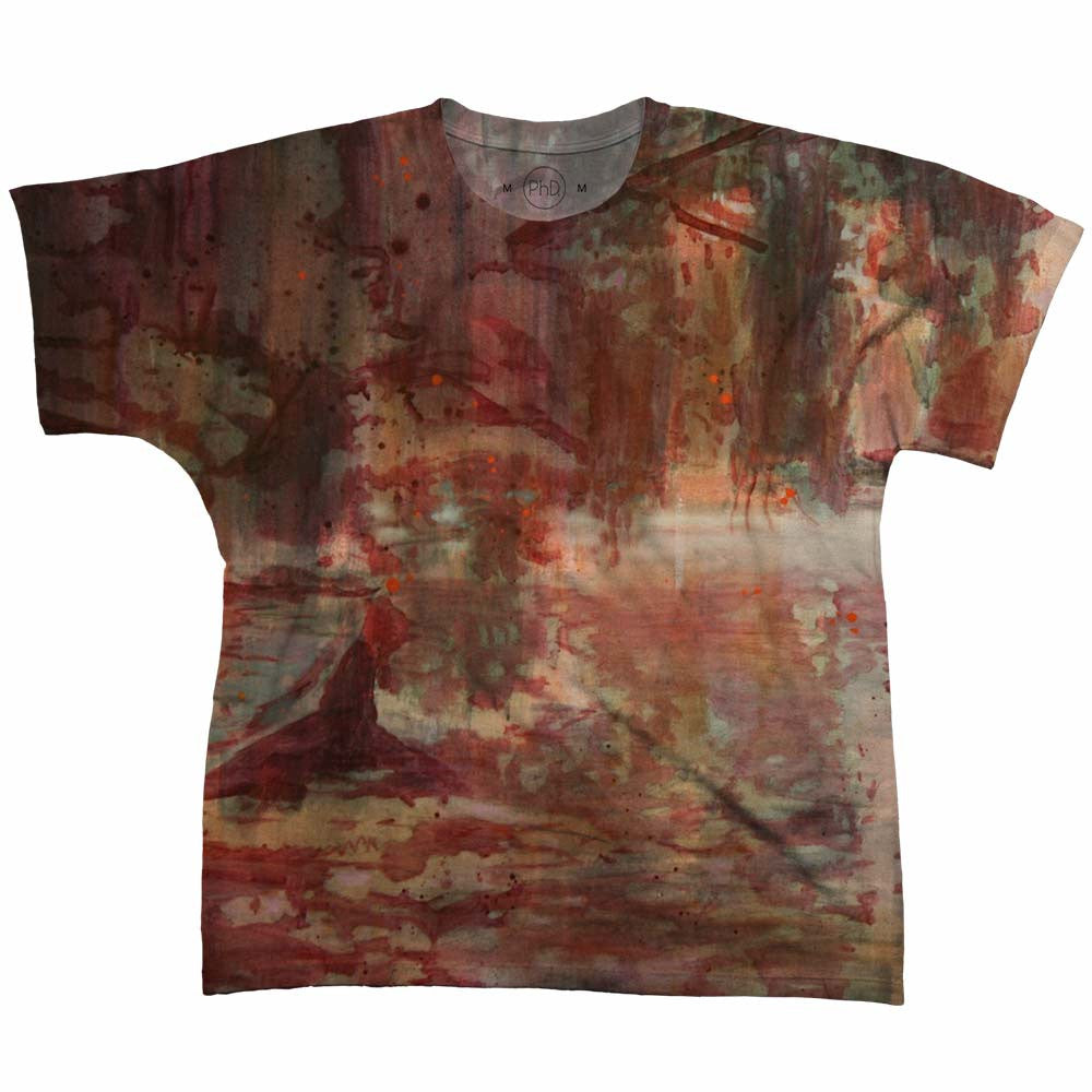 Camiseta Anya Sinclair Untitled Red Frente