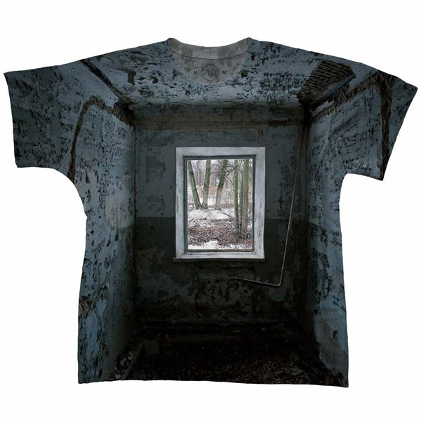 Camiseta Nikolai Krinner Room for a Window Frente