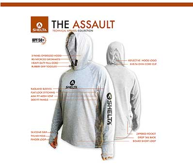 Assault Sun Shirts