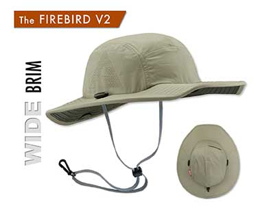 The Firebird sun hats are the best Sun Hats for hiking, golfing, rowing, jogging, trail running, fishing, and sailing. It's a great sun hat for Boating, Fly fishing and sup - stand up paddle boarding. And a good sun hat for Shooting, horse riding, canoeing, and taking video or pictures. The perfect photographer sun hat.