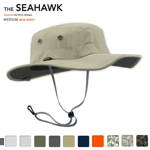The SEAHAWK Performance Sun Hat