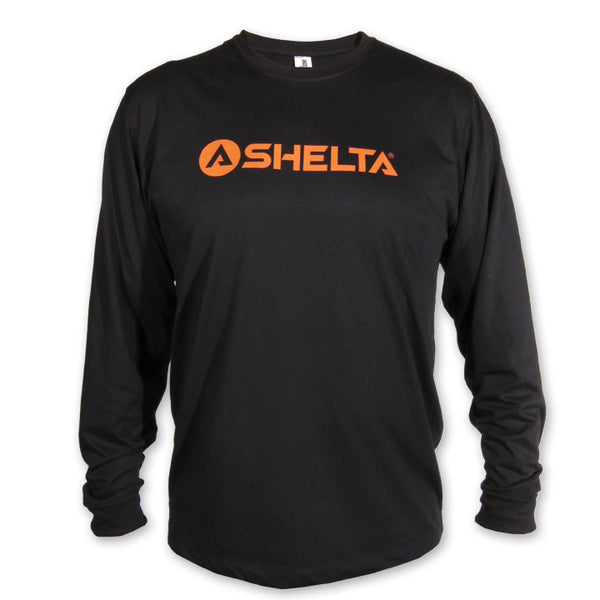 The Shelta L/S Bar Logo T-Shirt