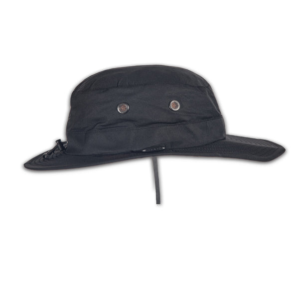 The OSPREY Performance Sun Hat in Dark Coal