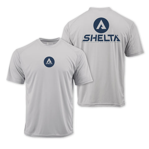 The Shelta S/S Shadow Corp in Aluminum Grey