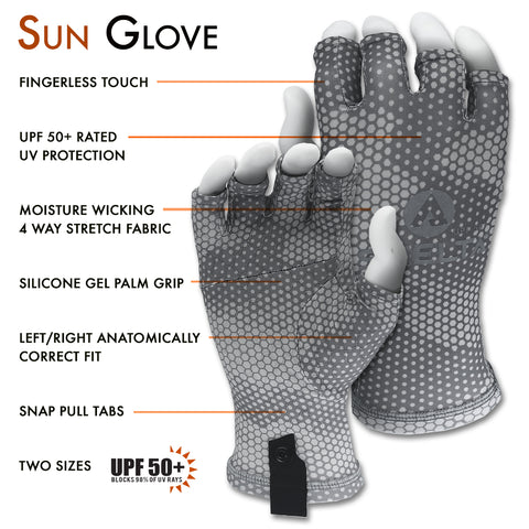 The Shelta Sun Gloves
