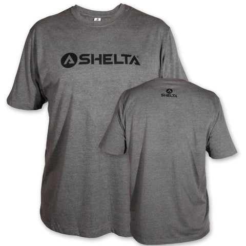 The Shelta Bar Logo Grey T-Shirt