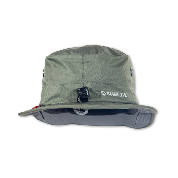 The OSPREY Performance Sun Hat in Dirty Olive