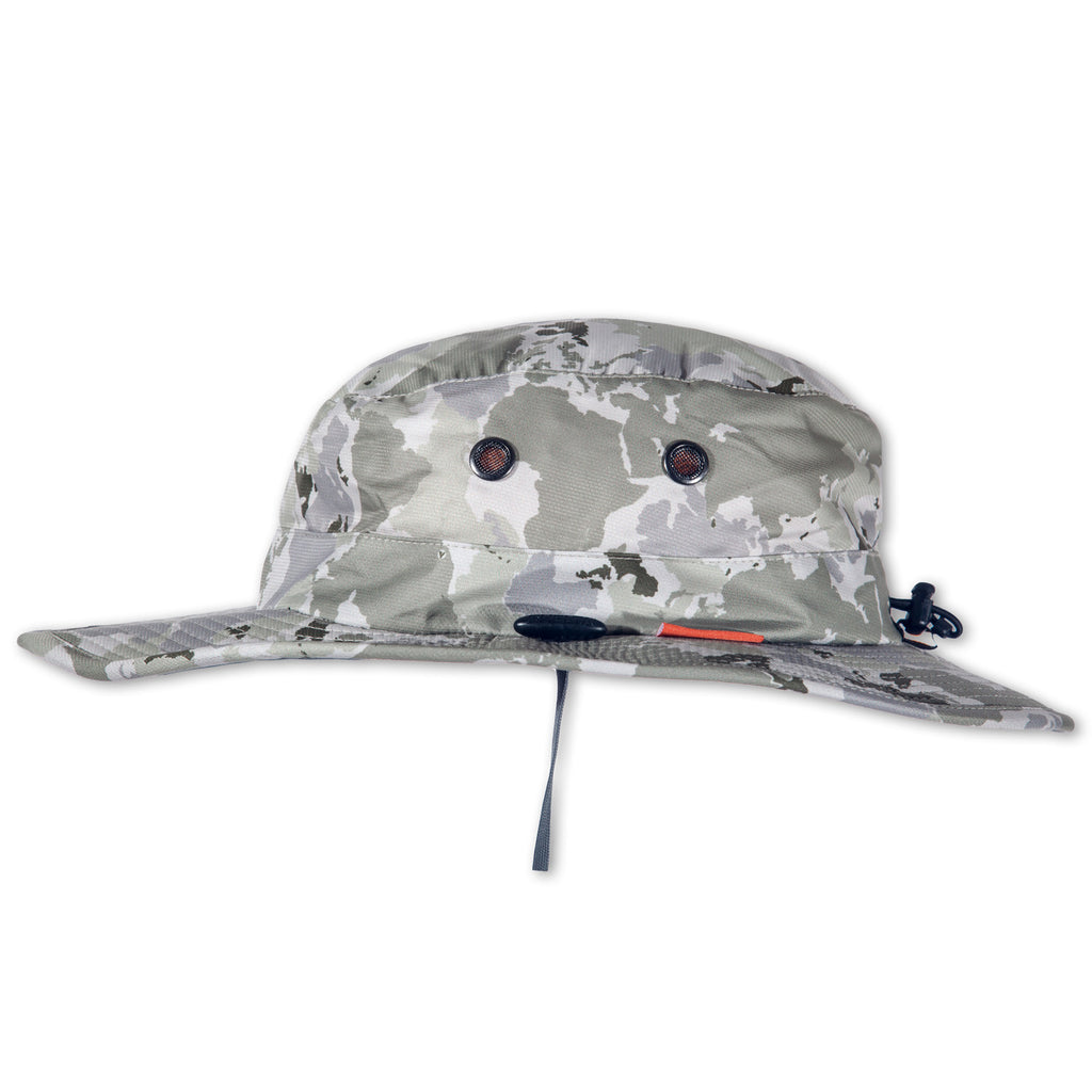 The Seahawk Performance Sun Protection Hat in Desert Camo – Sheltahats 4bdeb3ec8