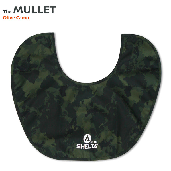 The Shade Mullet in Olive Camo
