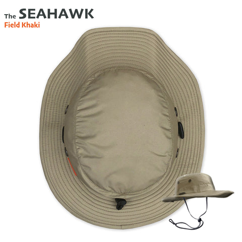 The Seahawk Sun Hat - Golf, Fishing, Sailing, Sup Sun Hats