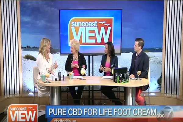 CBD For Life featured on ABD Suncoast View