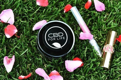 cbd face cream, cbd topicals