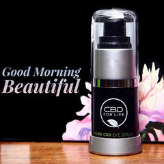 pure cbd eye serum