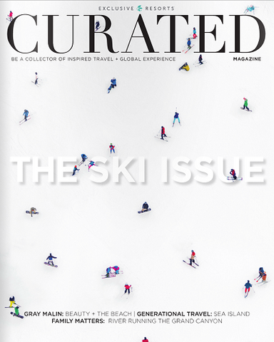 curated the ski issue